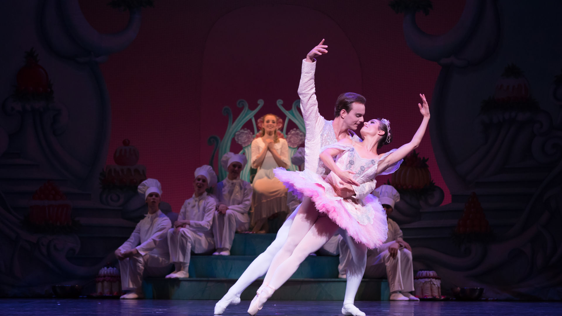 Queensland Ballet looking to spread some Christmas Joy
