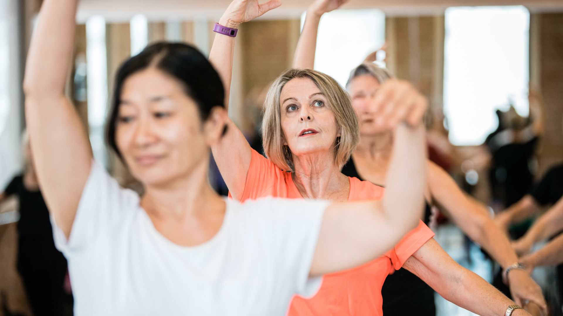 Ballet for Seniors – Centre Stage