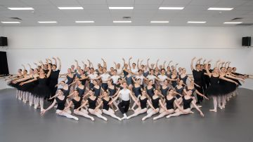 Queensland Ballet Academy launches its 2021 program pathways
