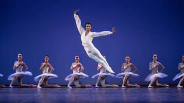 Soloist Patricio Revé promoted to Senior Soloist