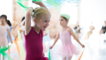 Queensland Ballet Academy welcomes locals for community dance classes