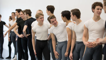 Queensland Ballet Academy hosting its first ever male-focused dance event