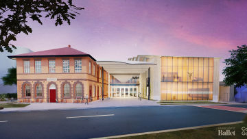 Thomas Dixon Centre Early Works Tender