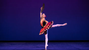 Senior Soloist Neneka Yoshida promoted to Principal Artist