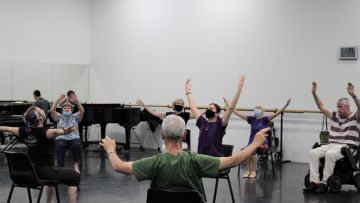 Finding joy through dance on World Parkinson's Day