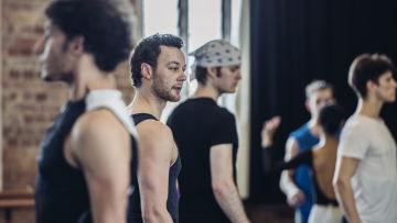 In conversation with choreographer Liam Scarlett: Creating The Firebird