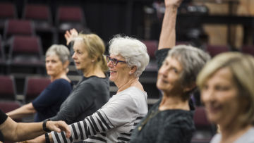 Centre Stage - Ballet for Seniors