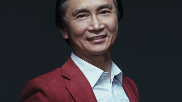 Interview with Artistic Director, Li Cunxin: Reflections on Dance