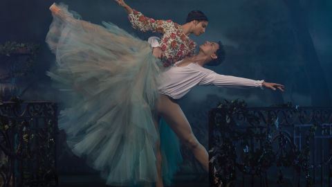 Sell-out Shakespeare Ballet Returns to the Stage